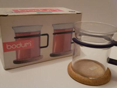Zwei Teegläser von Bodum