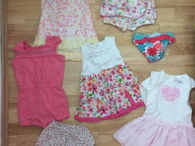 Sommerkleidung Mädchen