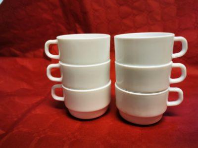 Kaffeetassenset (6 Stück)